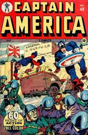 captain america 40