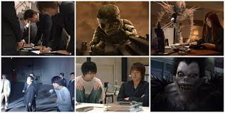 death note movies