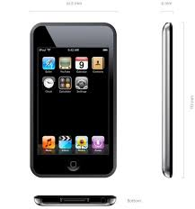 ipod touch diagram