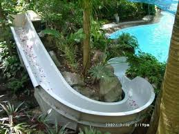 big pool slides