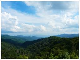 blue ridge mountain region