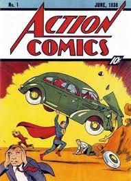 Superman (clarín) Action1