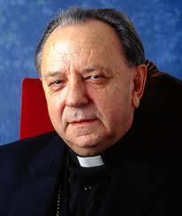 El obispo Uriarte