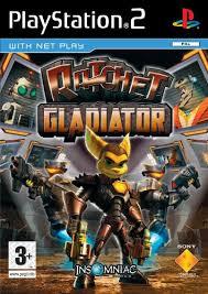 ratchet gladiator playstation 2