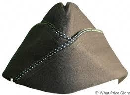 army garrison caps