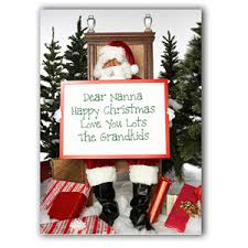 christmas message cards