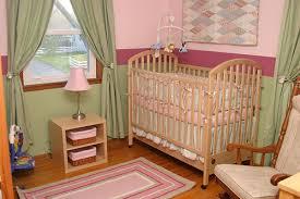 green baby nurseries