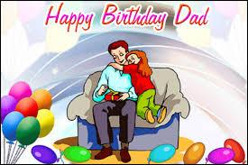 happy birthday daddy poems