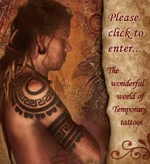 ancient mayan tattoos