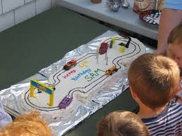 hot wheels cake ideas
