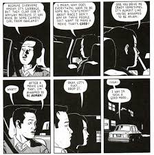 shortcomings adrian tomine