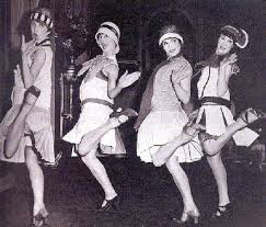 flapper of the 1920s