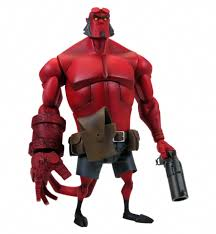 hell boy action figure