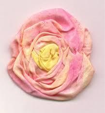 how to make silk flower
