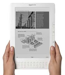large screen kindle