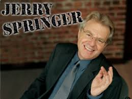 Jerry Springer and cigarettes
