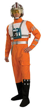 x wing fighter pilot