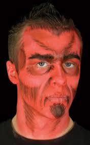 make up devil