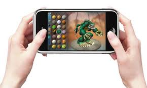 iphone gaming