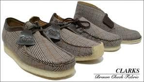 clarks brown