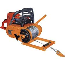 chain saw winches
