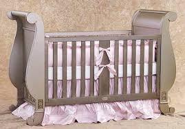contemporary baby crib