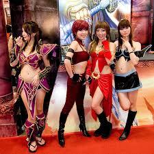 girls of world