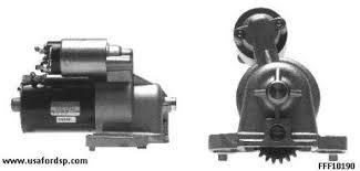 2002 ford taurus starter