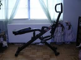 power rider exercise