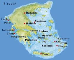 places in greece