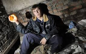 homeless children in uk