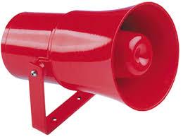 horn alarm