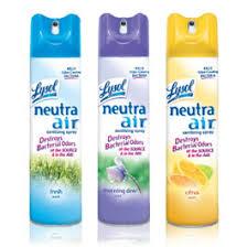 lysol air freshener