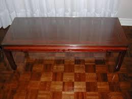 cherry finish furniture