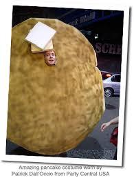 pancake costume