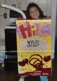 cardboard box costume