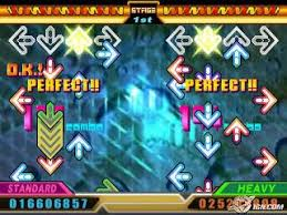 dance dance revolution ps1