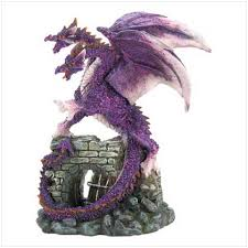 amethyst dragons