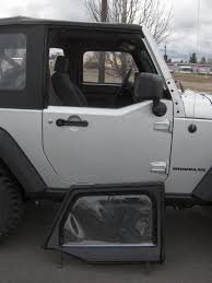 jeep wrangler half door