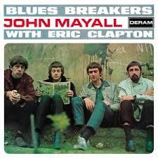 eric clapton blues breakers