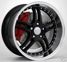 deep dish racing rims