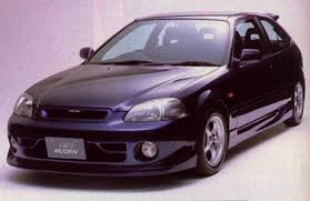 honda civic hatchback 99
