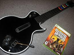 guitar hero iii legends of rock guitar