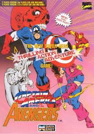 avenger game