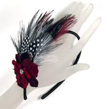 hair flower clip