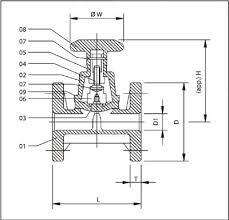 valve diaphragms