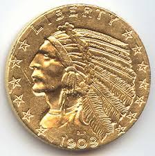 indian head coin