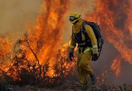 fires in california 2008