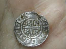 hammered coin