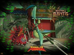 kungfu mantis